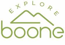 Explore Boone logo