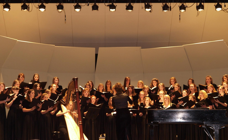 HSOM Holiday Scholarship Concert