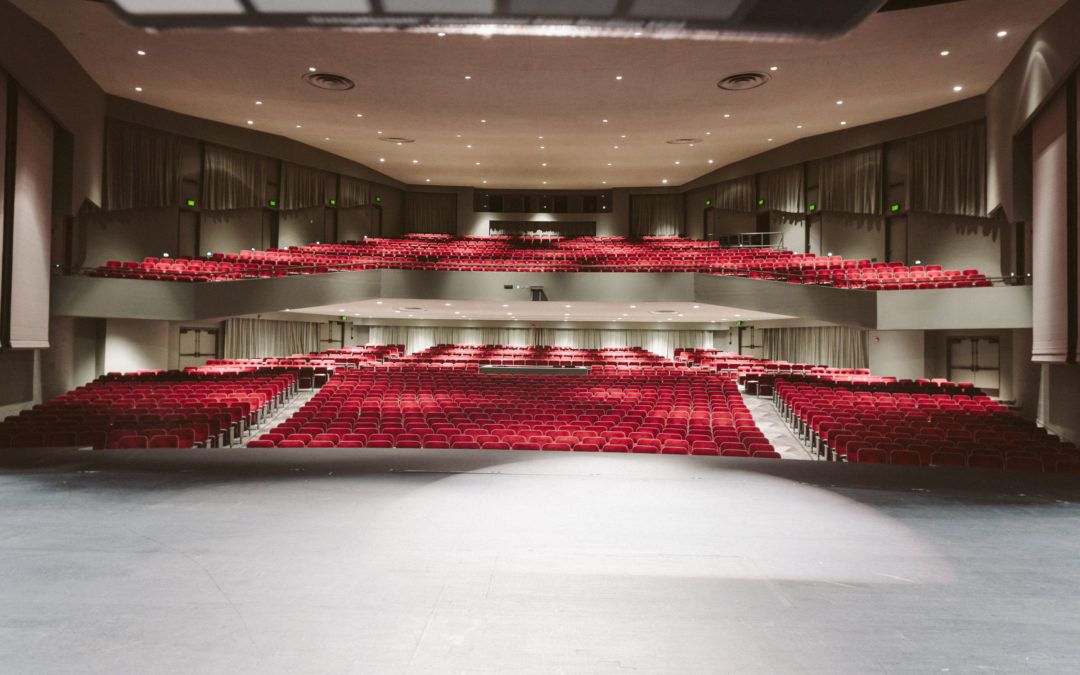 schaefer center stage