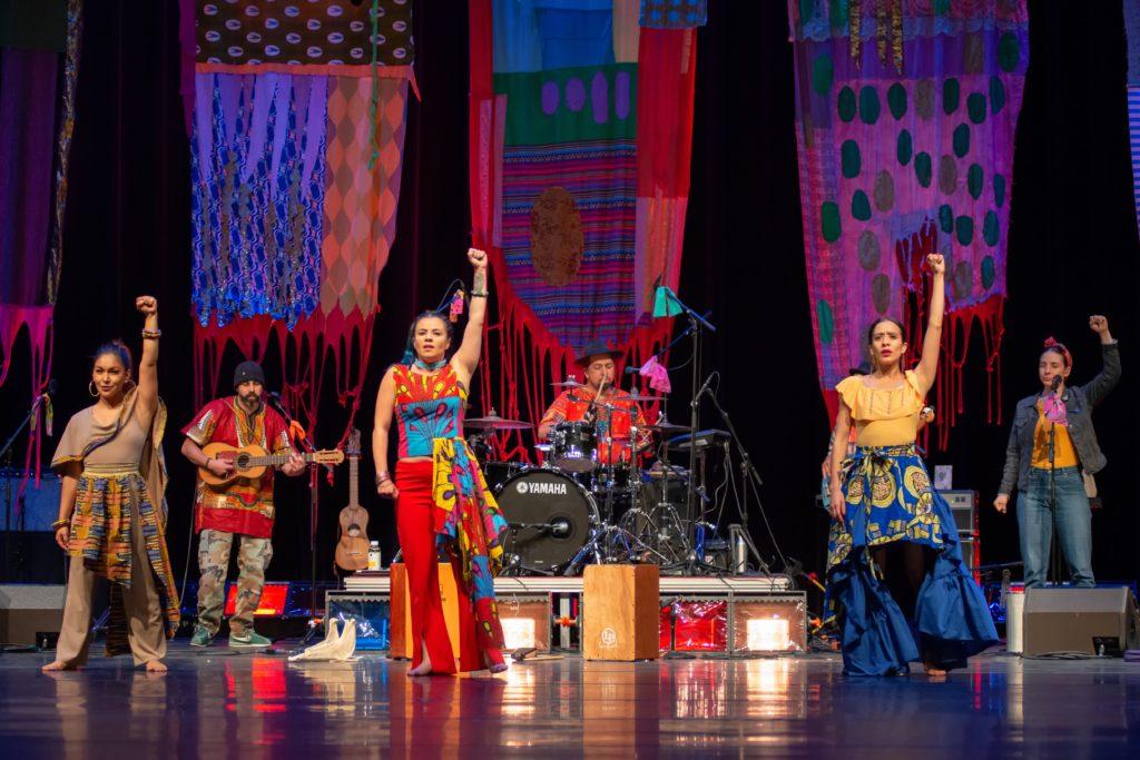 CONTRA-TIEMPO Activist Dance Theater