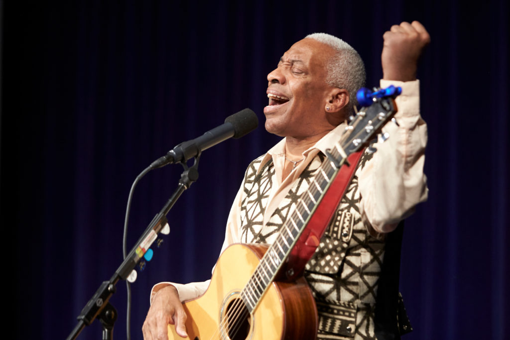 Reggie Harris: Music and the Underground Railroad